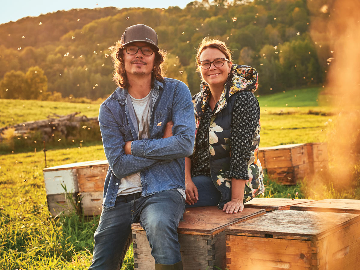 The CPA who's making a buzz in the beekeeping biz