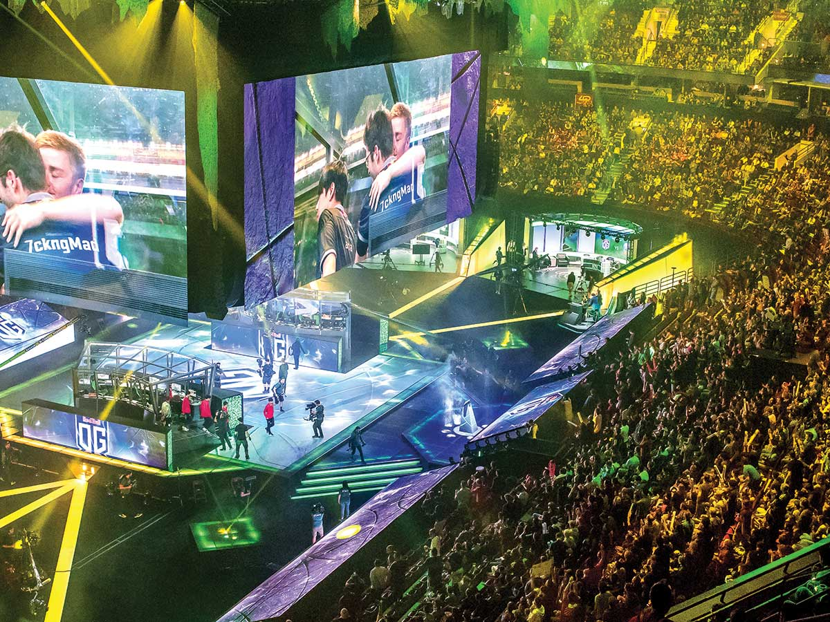 Esports is booming—and the industry needs CPAs