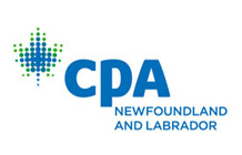 Logo of CPA Newfoundland and Labrador
