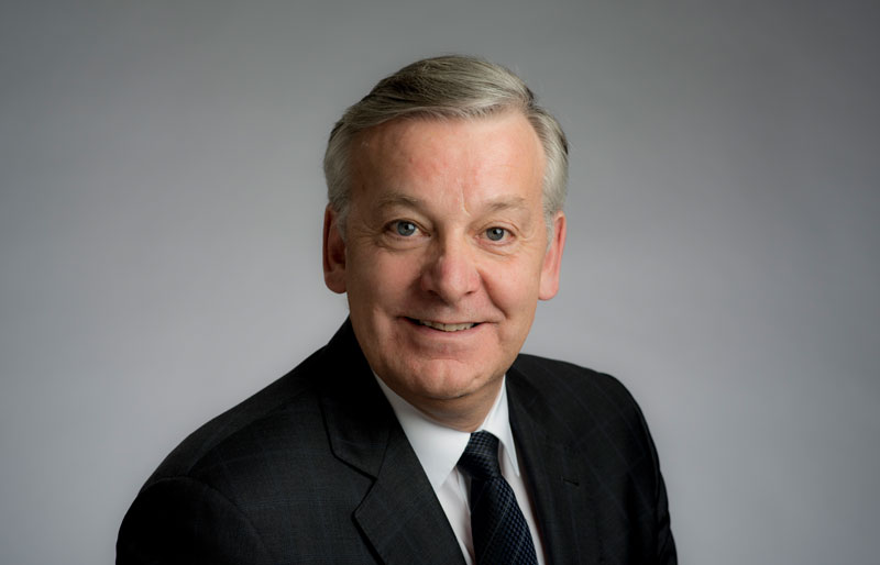 Photo of Alain Côté, CPA Canada board member