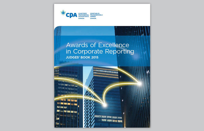 Image of the CPA Canada Judges Book.