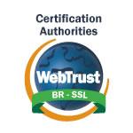 WebTrust para certificação de autoridades - SSL básico